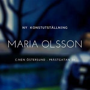 © Copy: C:nen,  Exhibition - Maria Olsson