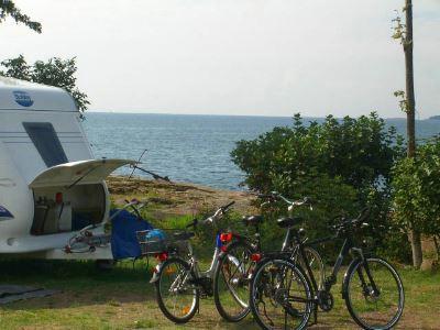 Askeviks Camping & Stugor by Lake Värnern/Camping