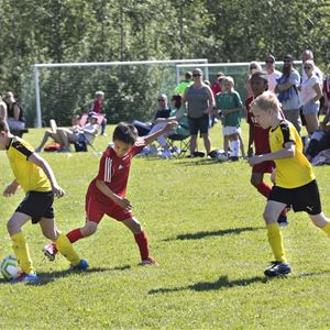 Fotbollscamp - Leksandskampen