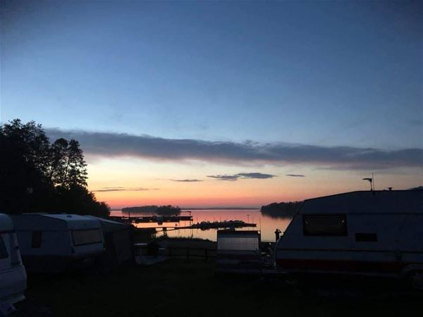 Björkö Örns Camping, Caravan Club
