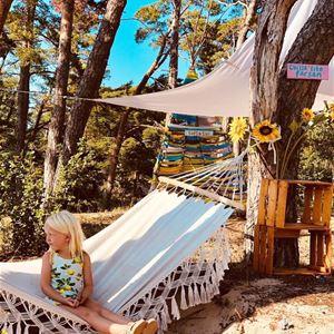 Tofta Camping - Husvagn/husbilsplats - Ängen