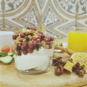 Christmas breakfast on Hamngatan 12