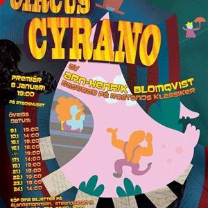 Teater: Circus Cyrano