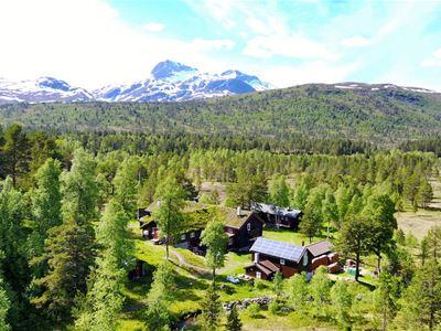 Trekanten i Trollheimen; Gjevilvasshytta - Jøldalshytta - Trollheimshytta