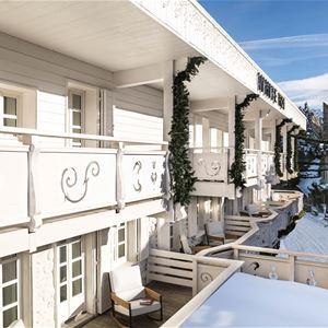 Hôtel Le White 1921