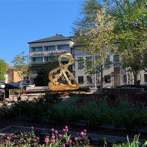 Nybro Stora Hotellet - mitt i Glasriket, Småland