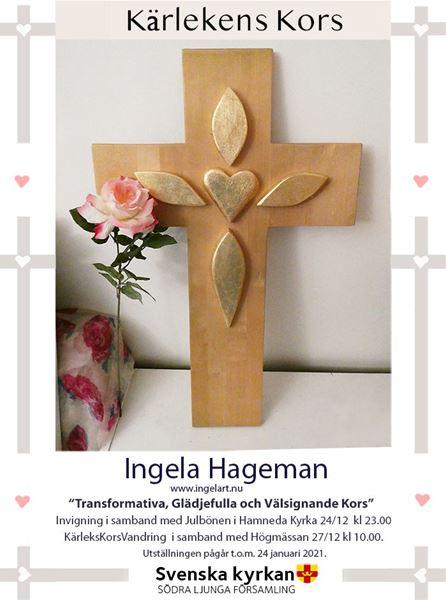 Utställning: Kärlekens kors
