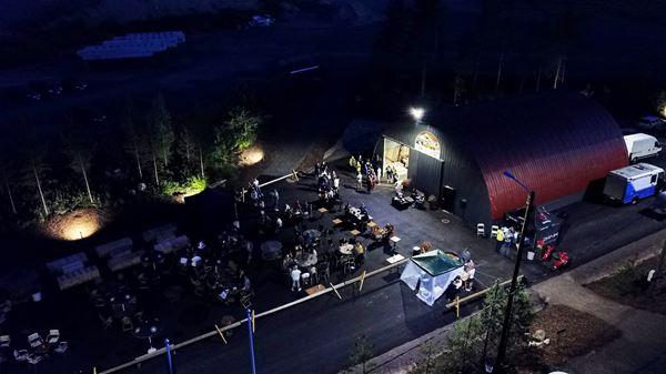 KymiRing MotoGP Pop Up -telttaparkki   Finprofile