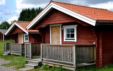 Stugor i Åbyggeby