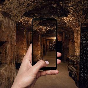 Expérience virtuelle et interactive privée en Champagne