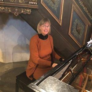 Marianne Eriksson, Sång till tröst -  Rättviks Kyrka