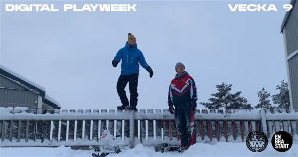 Digital Playweek