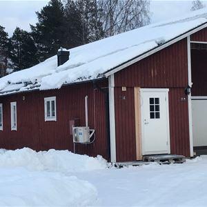 Vasaloppslogi M538, Kråkbergsvägen, Mora
