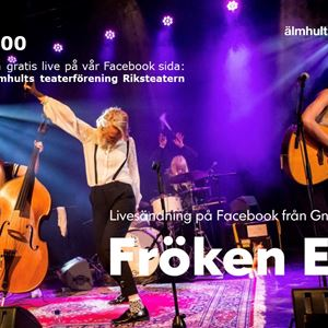 Theater Live: Fröken Elvis