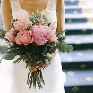 Wedding photographer Linda-Pauline, Brudbukett