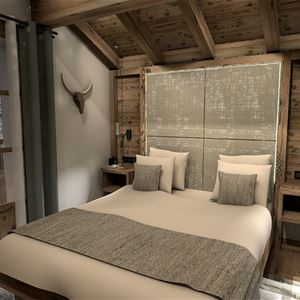 The Chalet Jardin d'Angele Bed and Breakfast : mountain of exception (Rated 4