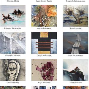 Art exhibition - Vårsalong