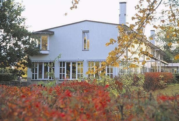 Villa Källhagen, Hotel