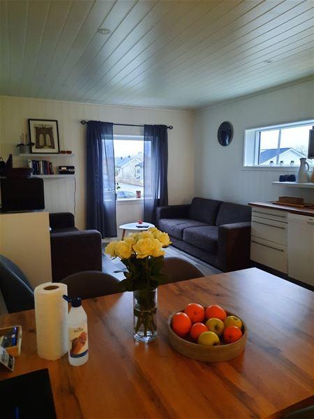 Brønnøysund overnatting,  © Brønnøysund Overnatting, Kjøkken og oppholdsrom