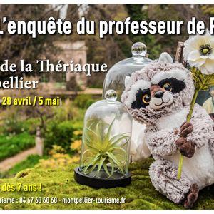 L'enquête du Professeur de Pointe : Le secret de la Thériaque de Montpellier