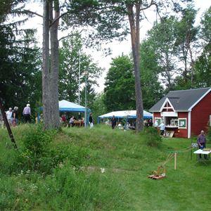 Sommarfest på Erikskulle