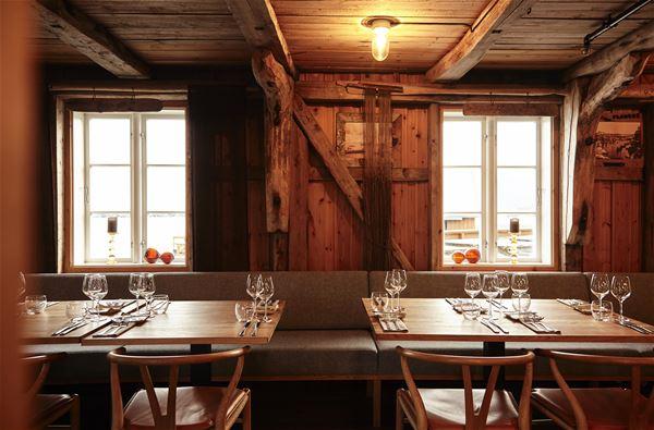 © Holmen Lofoten, Kitchen On The Edge Of The World