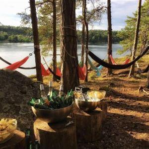 Cottage rental at Äventyrens Ö