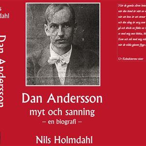 Dan Andersson, myt och sanning – boksläpp i Brunnsviks bokstuga
