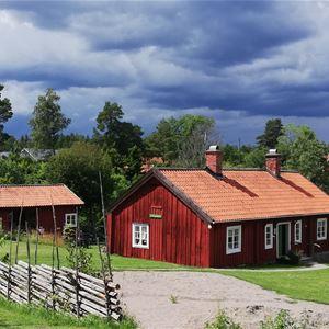 Konst- och hantverksveckor på Kvarngården