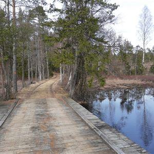 Njut av livet utomhus: Grillplats i Skälhults naturreservat