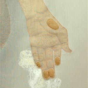 Ytan - Konstutställning med textila verk av Vera Halla