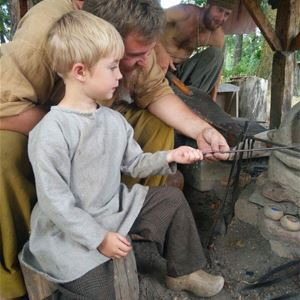 Barnens Vikingadag 2021