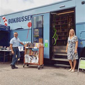 Biblioteksbussen