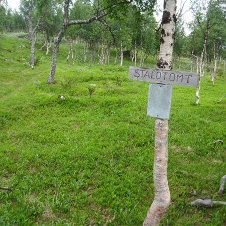 © Hemavan Tärnaby PR förening, Stalotomter i Vilasund