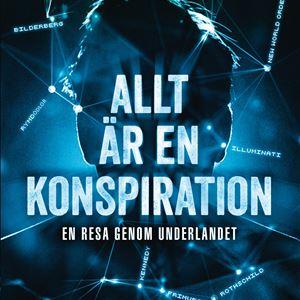 Digital föreläsning och samtal om konspirationsteorier med författaren Kent Werne