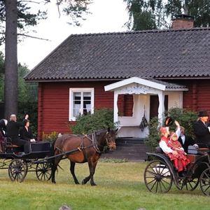 © Ingmarsspelen, Webbinarium - Nåsbor i världshändelsernas centrum