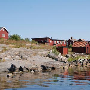 Fira svenska flaggans dag på Söderarms fyrplats!