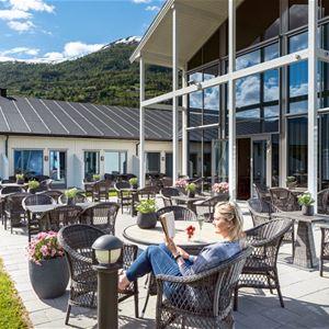 Valldal Fjordhotell