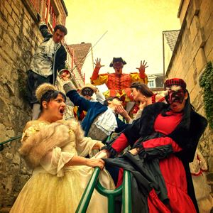 Festival Commedia Dell'Arte - Les amants de Vérone