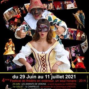 Festival Commedia Dell'Arte - Liliom, Another world