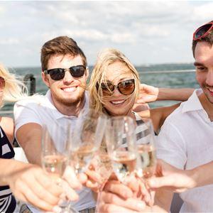 Boating dinner – ö till ö (2 795 kr/person)