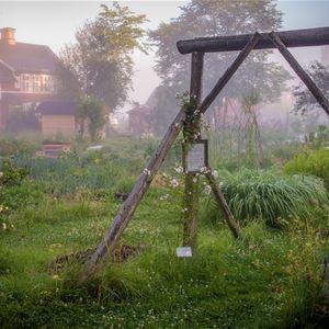 © David Roxendal, Entré-till-Mångfaldsträdgården