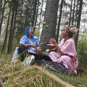 Kulturaktiviteter i naturen med kultrollen Sångla & Flossan (6-12 år)