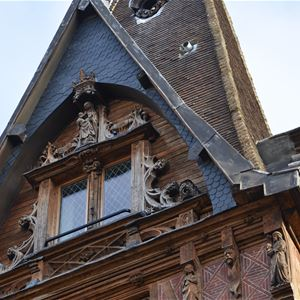 Rouen Secret (visite guidée)