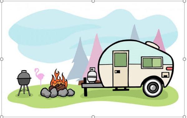 Moodtorpet, camping/Ställplats