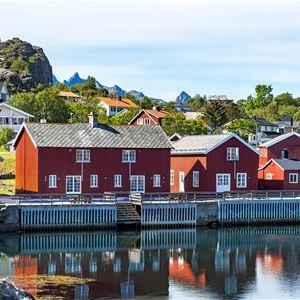 © Kabelvåg Rorbuer, Kabelvåg Rorbuer AS