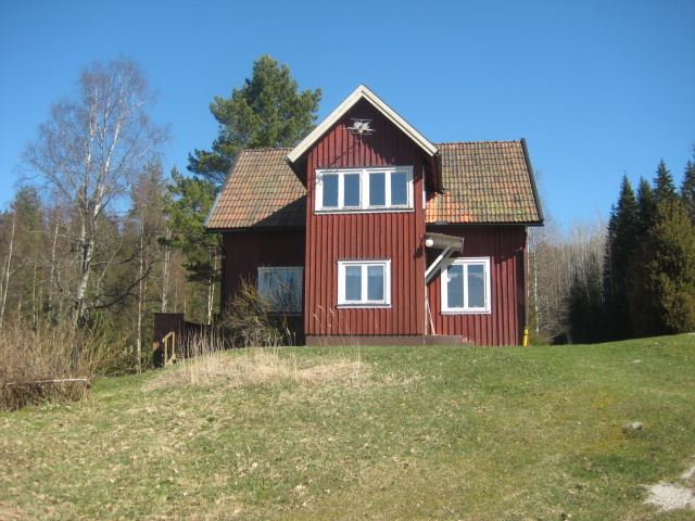 BFS094 Långenästorpet-Seperately situated at lake Grann.
