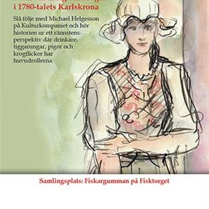 Guided tour - Unusual woman (in Swedish)