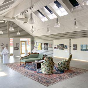 Ockelbo salong, konstutställning