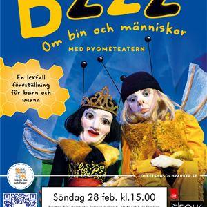 Bzzz Om bin och människor